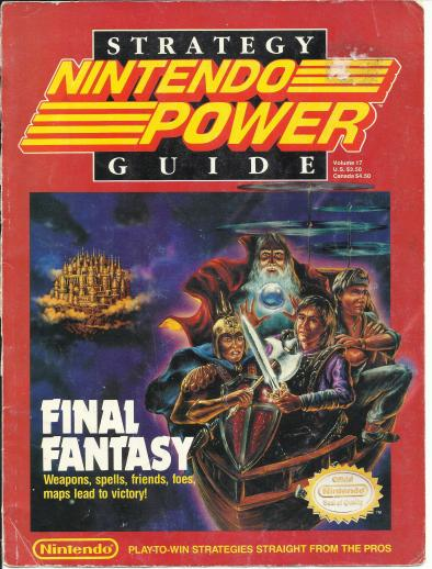 final fantasy 1 strategy guide